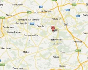Le Terrain des Namur Angels