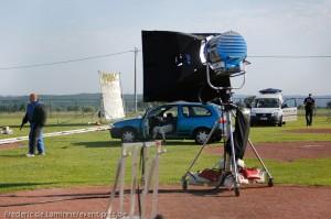Tournage du film Bouboule
