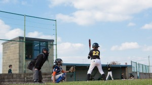 Opening Day Little League Baseball Brussels-Wallonia a Wépion - Namur (Namur Angels) le Sunday, April 13, 2014.