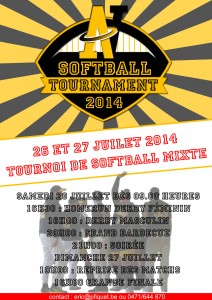 tournoi-softball-namur 2014