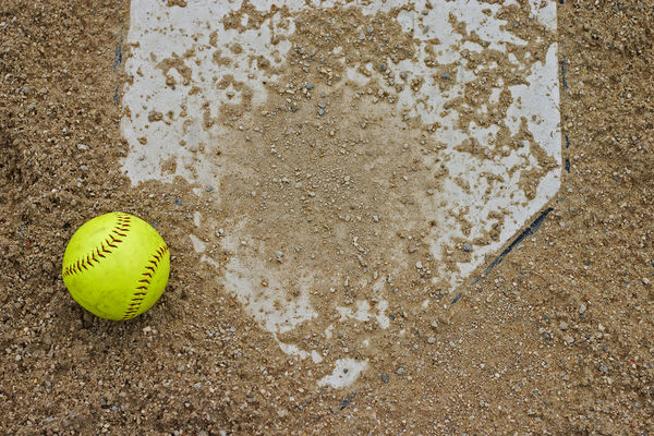Balle de softball